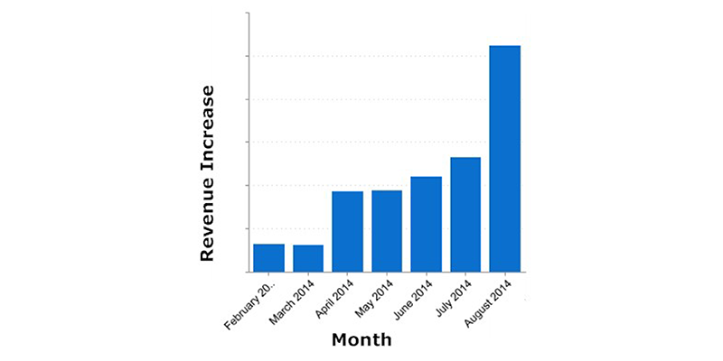 Example of Blog Results: The First 8 Months