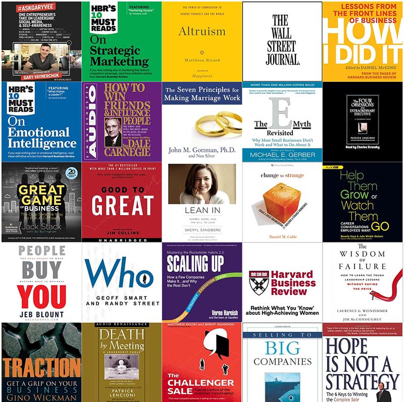Good Business Books