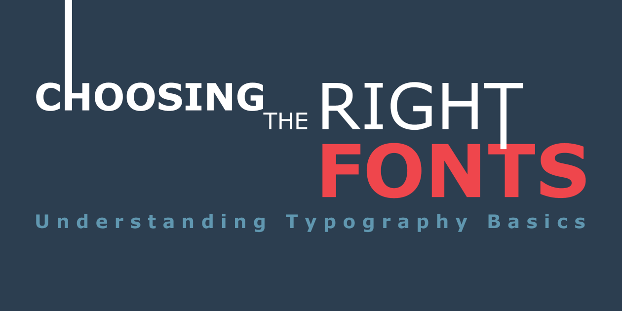 Read: Choosing the Right Fonts: Understanding Typography Basics