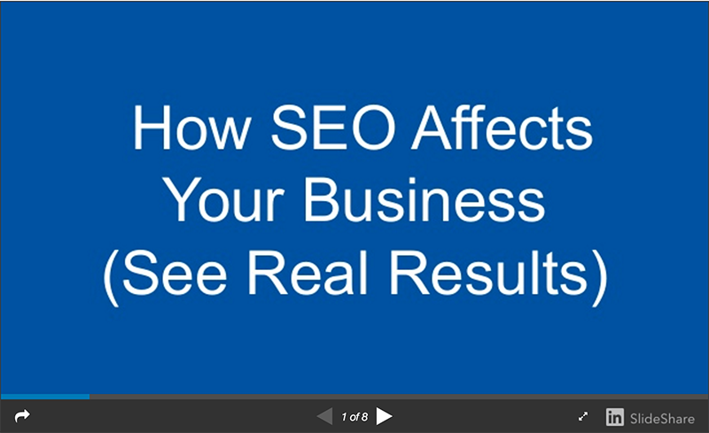 Read: Example of Consistent SEO Growth