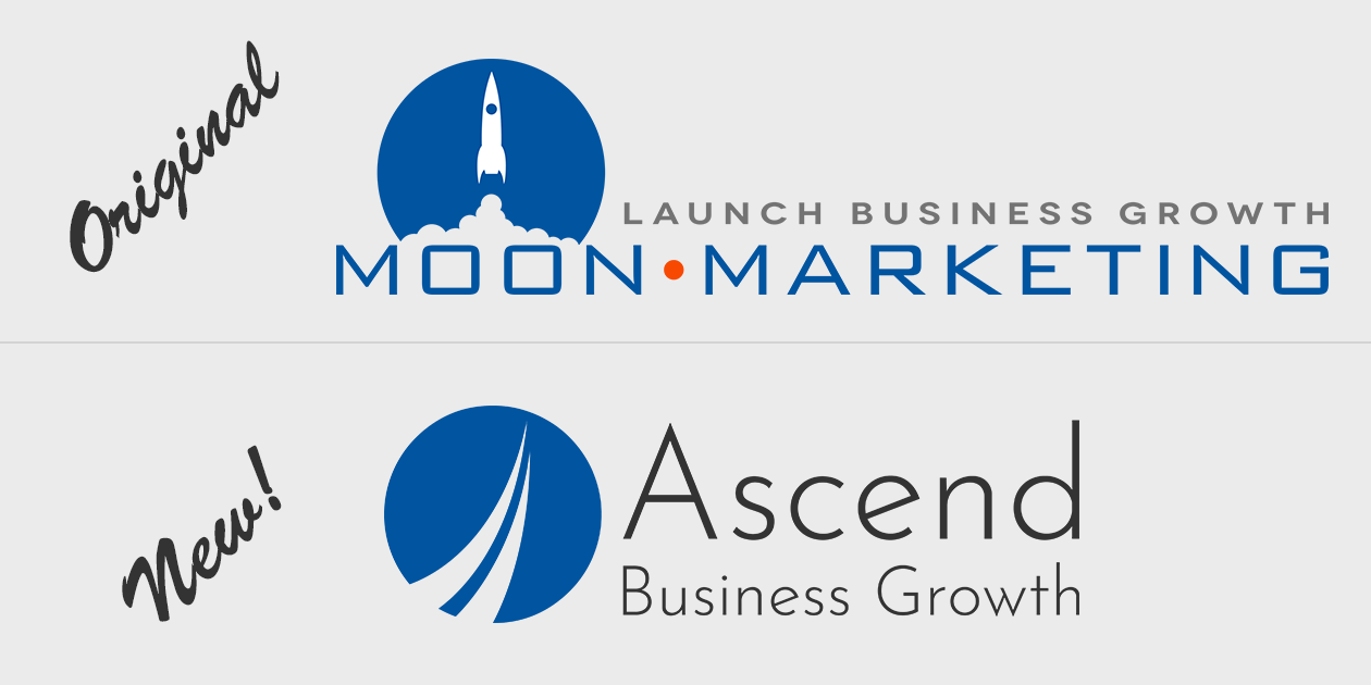 Moon Marketing Rebrands to Ascend Business Growth!