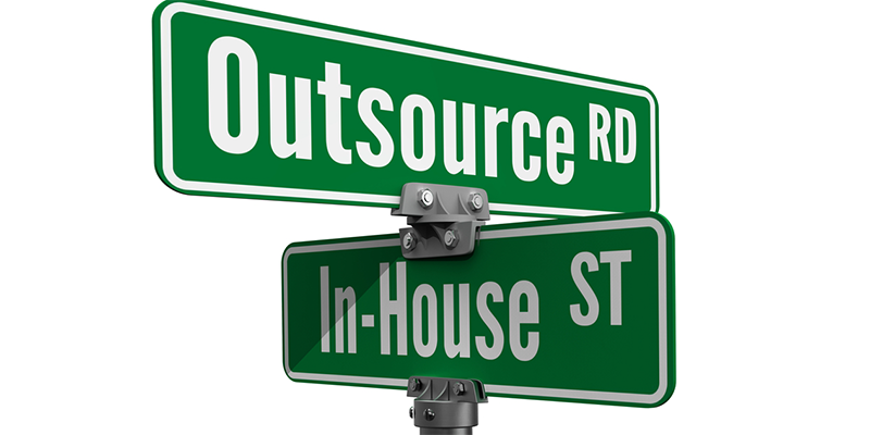 #1 Reason to Outsource Marketing