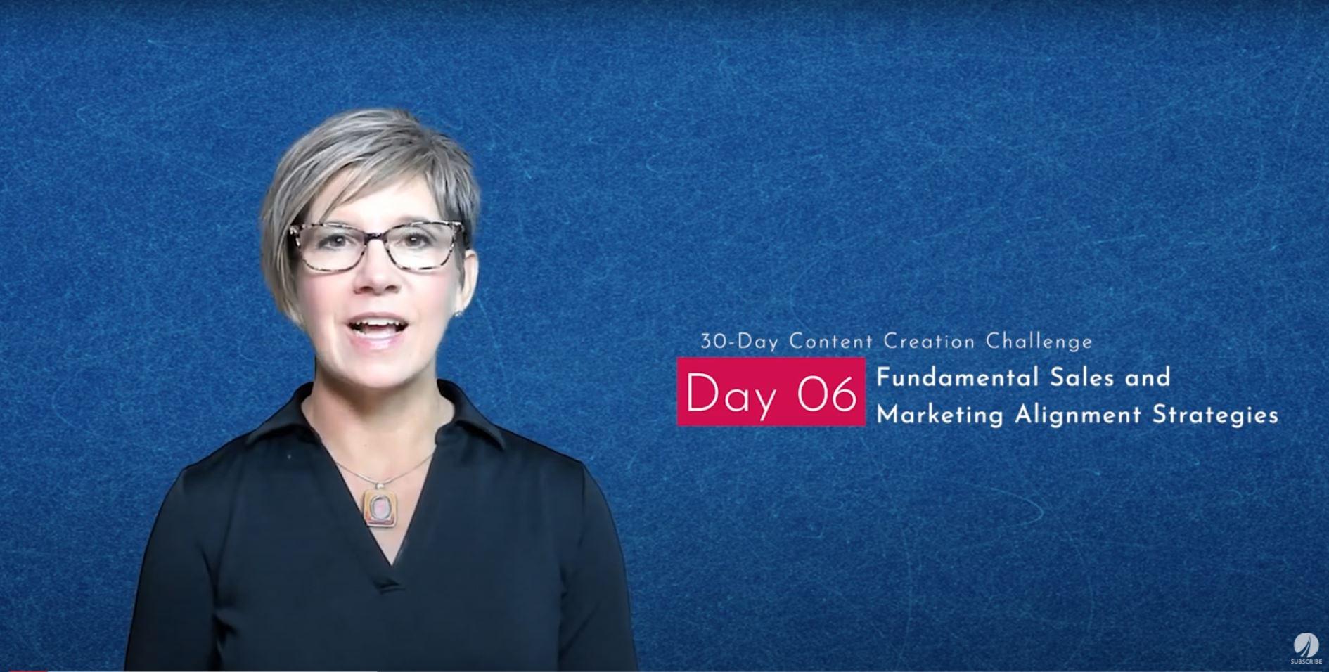 Read: Fundamental Sales and Marketing Alignment Strategies